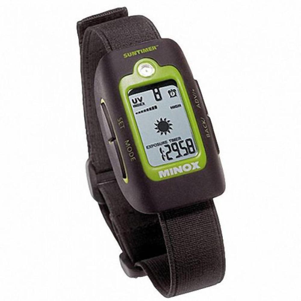 德國MINOX SUNTIMER紫外線測驗錶