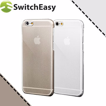 SwitchEasy NUDE iPhone 6 (4.7) 透明亮面保護殼