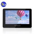 VITAS X4000 4.3吋可換電池觸控 MP5 8G
