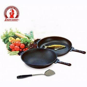 貴夫人饗念鍋40cm壓力型兩用炒鍋 SP-668