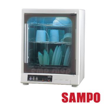 【聲寶SAMPO】三層光觸媒紫外線烘碗機 KB-GD65U