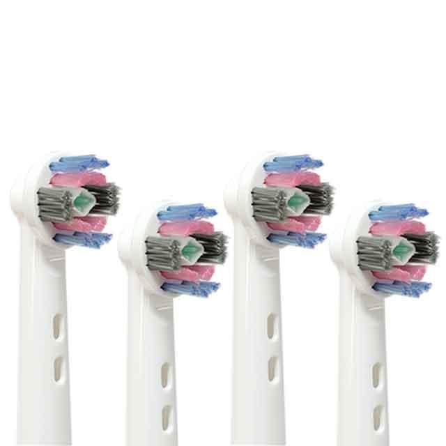 【驚爆價】《8入》副廠美 白電動牙刷頭 EB18A (相容歐樂B 電動牙刷)