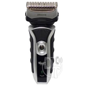 羅蜜歐充電型浮動雙刀頭電動刮鬍刀 TCS-585