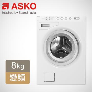 ASKO 瑞典賽寧12公斤滾筒式洗衣機W6564(白色)