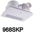 阿拉斯加,浴室暖風機,968SK-1(有線控制器),不含安裝