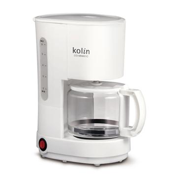歌林kolin-6人份滴漏式咖啡機CO-MN601C