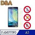 D&A Samsung Galaxy A5專用日本電競5H↗螢幕保護貼(NEW AS玻璃奈米)