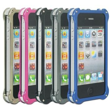 archgon- iPhone 4/4S 航太級鋁合金保護框(五色可選擇) AP4-2001【亞齊慷】