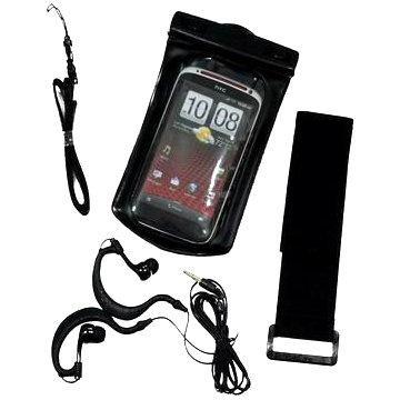 HTC Sensation XE防水袋 防水運動臂套 內建3.5mm耳機孔 送防水耳機HTC Sensation XE防水套