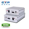 雙 CAT6 傳輸線 HDMI 延伸器 ( CH-1106TX/RXN )