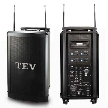 TEV  TA-880移動式無線擴音機