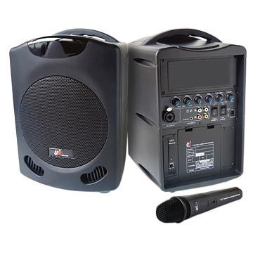 UR SOUND 單頻無線手提擴音機 PU300