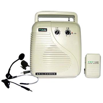 UR SOUND 攜帶式無線教學機 YA6020