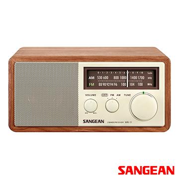 SANGEAN  WR11  二波段收音機