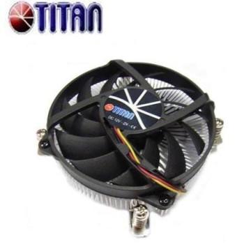 TITAN 1156 low profile CPU 散熱器 (PWM)