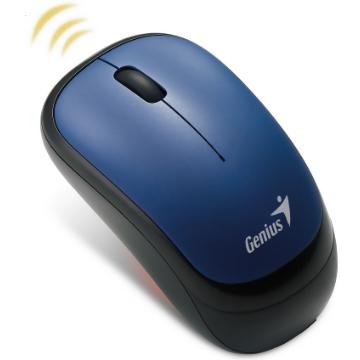 Genius TRAVELER 6000 無線彩鯨鼠(藍寶石)