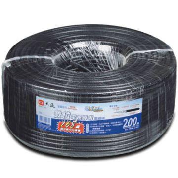 PX大通 5C168-200M 168編織數位電視專用電纜線200米