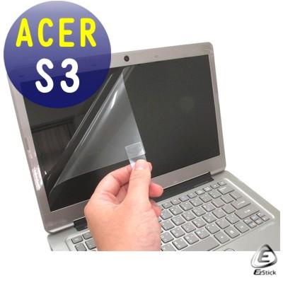 ACER S3 ULTRABOOK 系列 專用13吋寬 螢幕貼