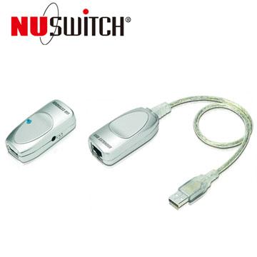 NUSWITCH USB-60 USB延長器,可延長60公尺
