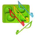 【冰清玉潔假小人】製冰攪拌棒組 - 綠 2入1組