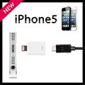 Apple iPhone5 新版轉接頭 (Micro USB to i5)