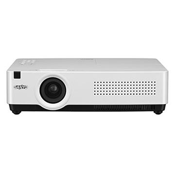 三洋SANYO 3500流明XGA攜帶型投影機(PLC-XU350A)