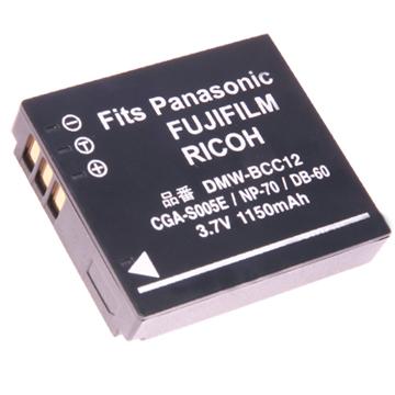 【Kamera】佳美能 Ricoh DB-60/DB-65 高容量相機鋰電池