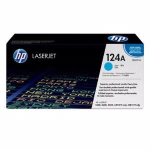 HP Q6001A  原廠藍色碳粉匣