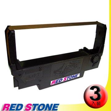 RED STONE for EPSON ERC30/ERC34/ERC38 收銀機/記錄器 色帶(1組3入)紫色