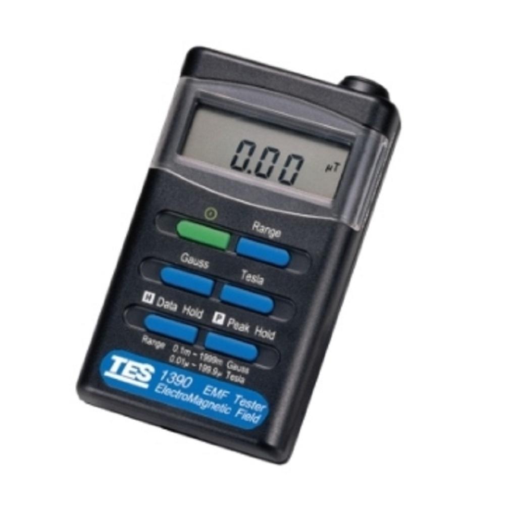 TES泰仕 TES-1390 電磁場強度測試器