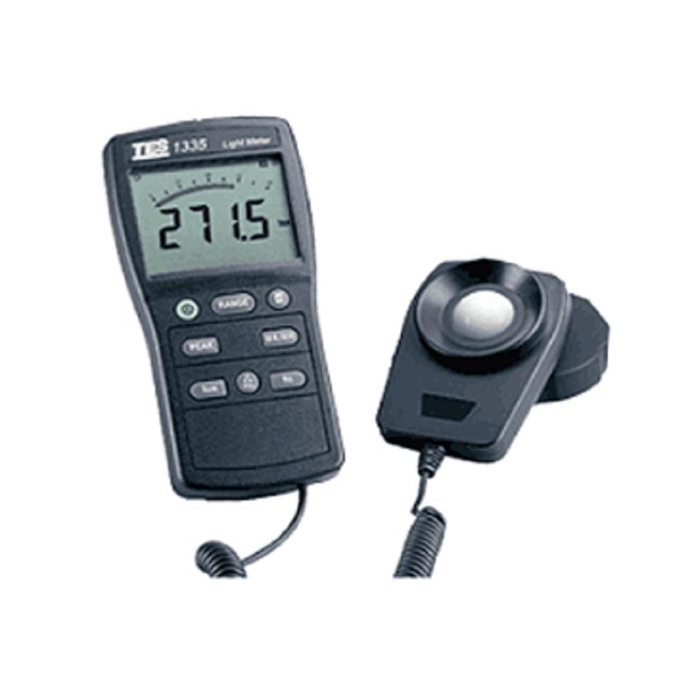 TES泰仕 TES-1335 40萬LUX數位式照度計