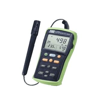 TES泰仕 TES-1370 非色散式 紅外線二氧化碳測試器