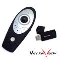 VersaView 網路型多功能無線滑鼠RF綠光簡報器-WP10G