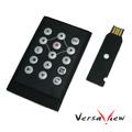 VersaView V315K 超薄卡片式RF雷射無線滑鼠簡報器(5mw)