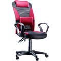 【NICK】高顆粒布高透氣網背主管椅