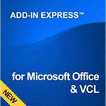 Add-in Express for Microsoft Office and Delphi VCL Premium edition單機版 (下載)