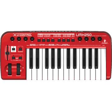 BEHRINGER UMX250 MIDI控制鍵盤