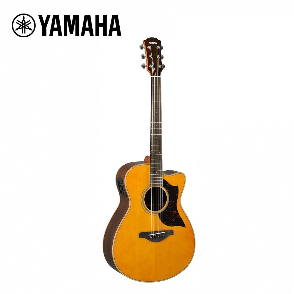 YAMAHA AC1R 電民謠吉他 原木色