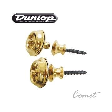 Dunlop安全背帶扣 (金色)(U.S.A)