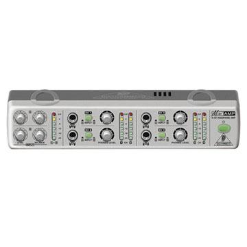 Behringer AMP800 4CH Stereo耳機分配放大器