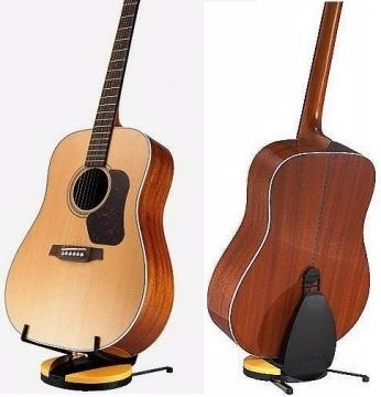 『海克力斯 HERCULES istand GS601B』飛碟型吉他架 GS-601B 方便攜帶可收納