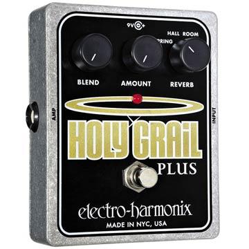 EH Holy Grail Plus 空間系效果器