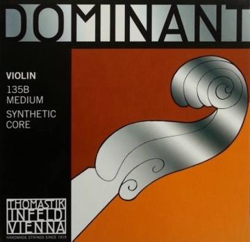 『DOMINANT 135B 小提琴弦』 (medium) 4/ 4全琴尺寸