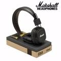 『Marshall Major』耳罩式耳機 有線控 公司貨保固 Marshall Major mic公司貨保固一年