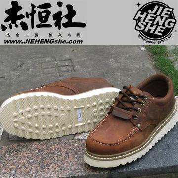 款164沙棕 沙黃專櫃正品戶外鞋工作鞋大頭鞋情侶鞋 MACK馬克
