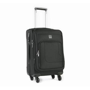 Diplomat外交官 時尚經典EVA可加大28吋行李箱(黑)DH-1312C