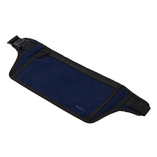 【VoyLux 伯勒仕】頂級極緻系列 藍色 Pro 超服貼身防搶包 (腰包) 1680702 (VY16807NY)
