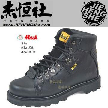 款846黑 紅棕專櫃正品戶外鞋工作鞋大頭鞋情侶鞋 MACK馬克