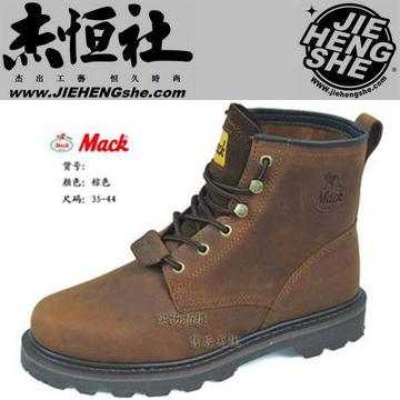 款746棕 黑專櫃正品戶外鞋工作鞋大頭鞋情侶鞋 MACK馬克