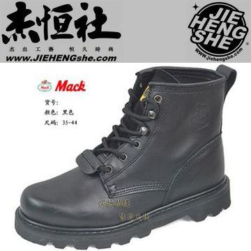 款746黑 棕專櫃正品戶外鞋工作鞋大頭鞋情侶鞋 MACK馬克